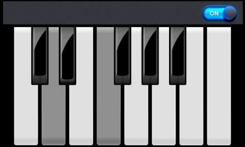 اسکرین شات بازی پیانو سرگرم کننده 3