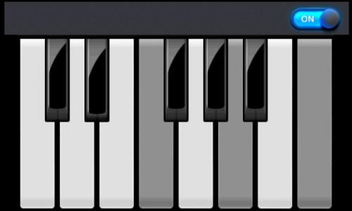 اسکرین شات بازی پیانو سرگرم کننده 4
