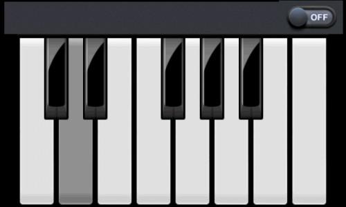 اسکرین شات بازی پیانو سرگرم کننده 1