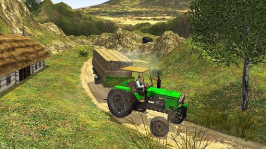 اسکرین شات بازی Offroad Tractor Farmer Simulator 2018: Cargo Drive 5