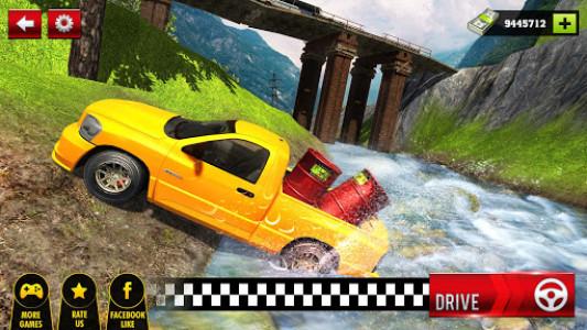 اسکرین شات بازی Offroad Hilux Pickup Truck Driving Simulator 6