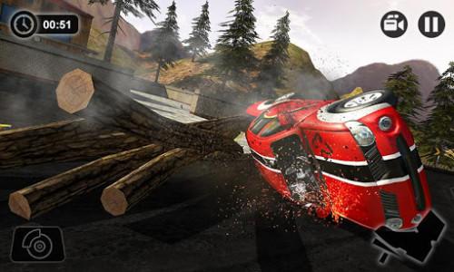 اسکرین شات بازی Uphill Cargo Pickup Truck Driving Simulator 2017 4