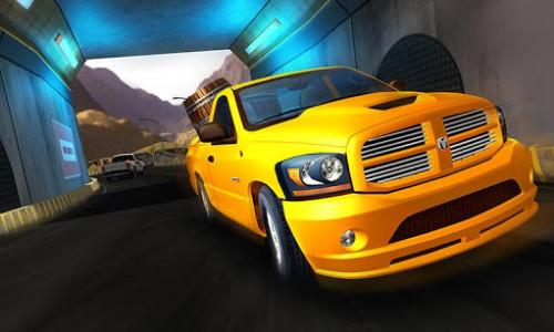 اسکرین شات بازی Uphill Cargo Pickup Truck Driving Simulator 2017 6