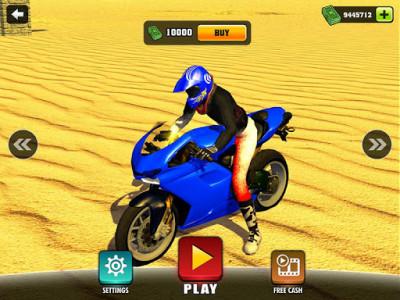 اسکرین شات بازی Offroad Moto Bike Hill Rider 8