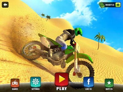 اسکرین شات بازی Offroad Moto Bike Hill Rider 7