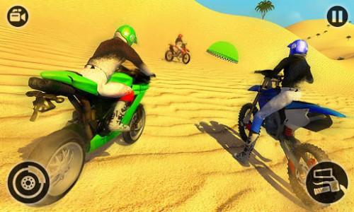 اسکرین شات بازی Offroad Moto Bike Hill Rider 3