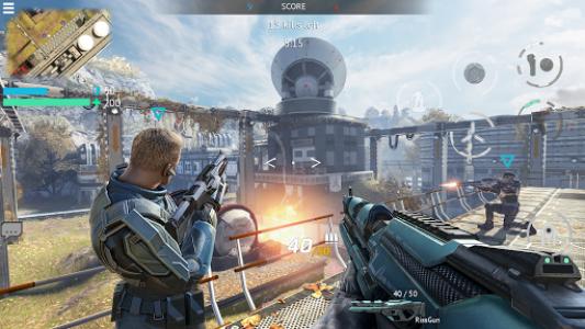 اسکرین شات بازی Infinity Ops: Online FPS 5