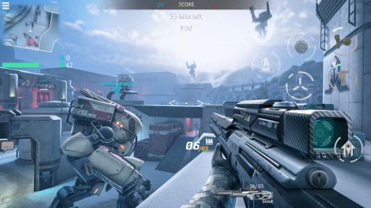 اسکرین شات بازی Infinity Ops: Online FPS 7