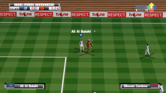 اسکرین شات بازی فوتبال آسیا 18-2017 3