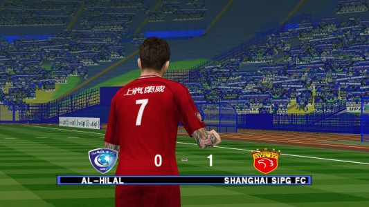 اسکرین شات بازی فوتبال آسیا 18-2017 5