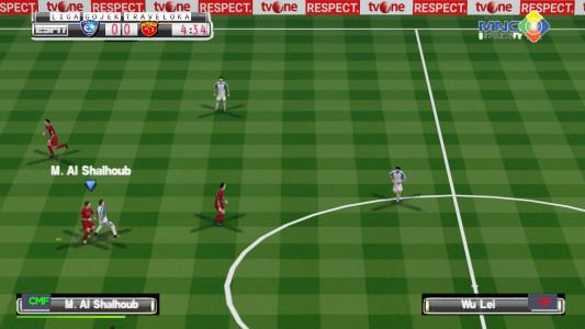 اسکرین شات بازی فوتبال آسیا 18-2017 2