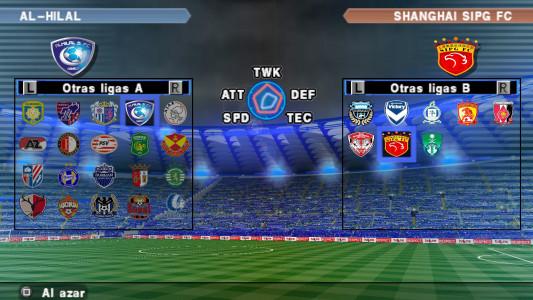 اسکرین شات بازی فوتبال آسیا 18-2017 1