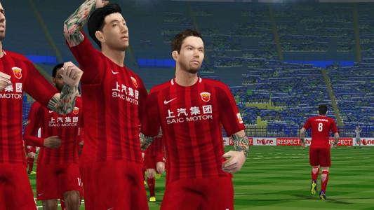 اسکرین شات بازی فوتبال آسیا 18-2017 6