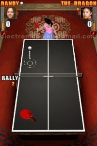 اسکرین شات بازی توپ های خشم (پینگ پنگ قدرتی) 5