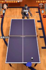 اسکرین شات بازی توپ های خشم (پینگ پنگ قدرتی) 4