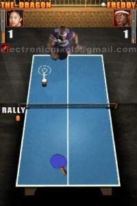 اسکرین شات بازی توپ های خشم (پینگ پنگ قدرتی) 3
