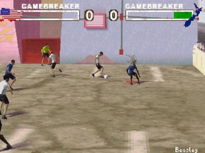 اسکرین شات بازی فیفا استریت 3 3