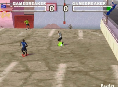 اسکرین شات بازی فیفا استریت 3 4