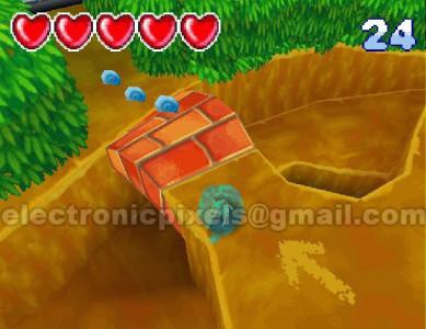 اسکرین شات بازی در جستجوی نمو 3