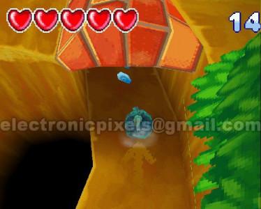 اسکرین شات بازی در جستجوی نمو 4