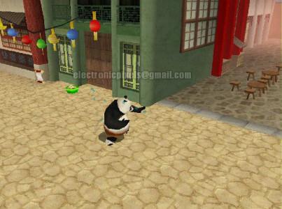اسکرین شات بازی پاندای کونگ فوکار : جنگجویان افسانه ای 4