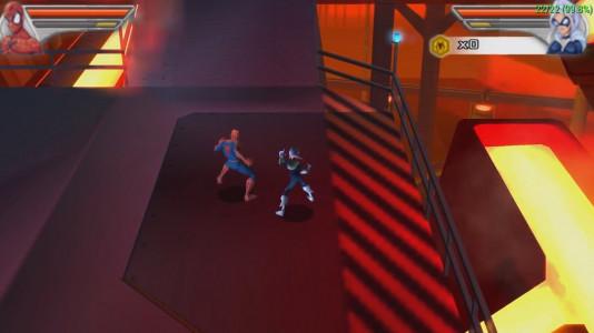 اسکرین شات بازی مرد عنکبوتی : دوست و دشمن 4