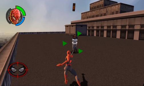 اسکرین شات بازی مرد عنکبوتی 2 4