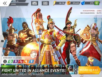 اسکرین شات بازی Gods of Rome 8