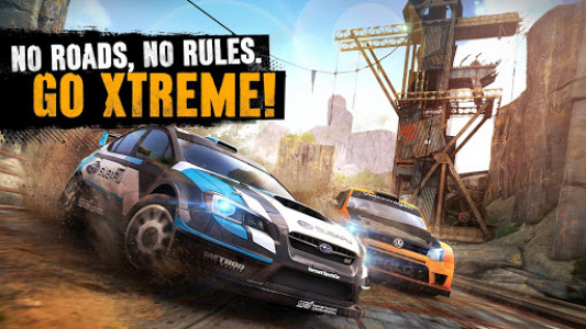 اسکرین شات بازی Asphalt Xtreme: Rally Racing 7