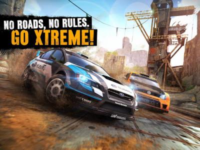 اسکرین شات بازی Asphalt Xtreme: Rally Racing 1