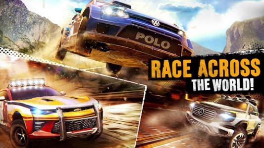 اسکرین شات بازی Asphalt Xtreme: Rally Racing 8