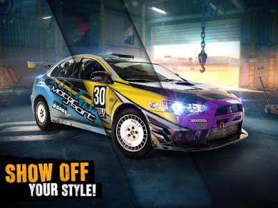 اسکرین شات بازی Asphalt Xtreme: Rally Racing 5
