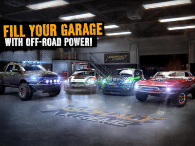 اسکرین شات بازی Asphalt Xtreme: Rally Racing 3