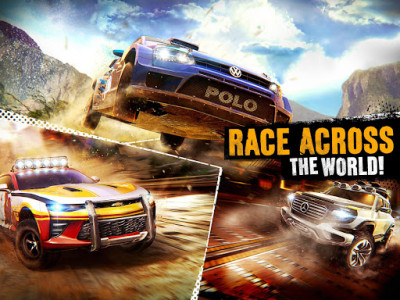 اسکرین شات بازی Asphalt Xtreme: Rally Racing 2