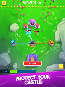 اسکرین شات بازی Auto Defense 7