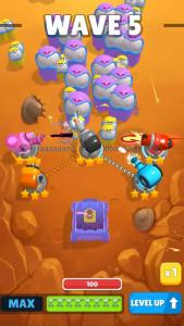 اسکرین شات بازی Auto Defense 6