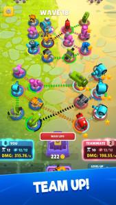 اسکرین شات بازی Auto Defense 3