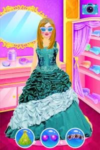 اسکرین شات بازی Wedding Makeup Salon Girls Game 5