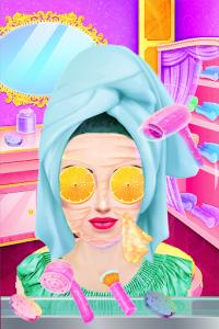 اسکرین شات بازی Wedding Makeup Salon Girls Game 4