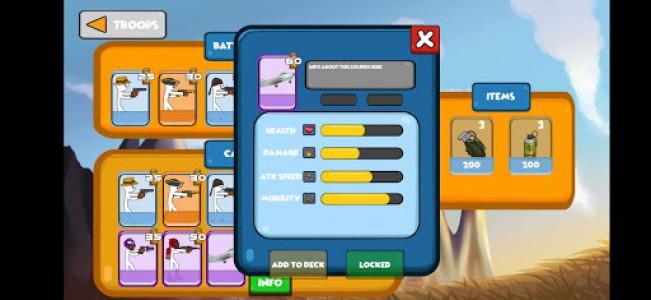 اسکرین شات بازی Stickman Fight - Stickman Legacy Fighting Games 7