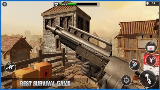 اسکرین شات بازی Desert Survival Missions : Best Shooter Game 2k18 4