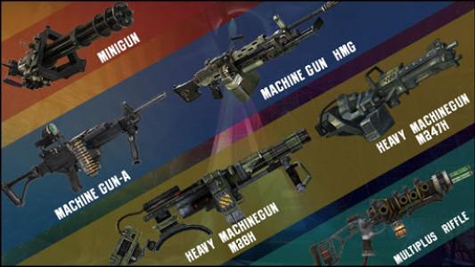 اسکرین شات بازی Special Forces Survival Shooter 2K18 2