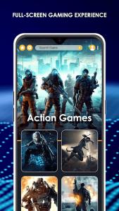 اسکرین شات بازی Gaming Box X 4