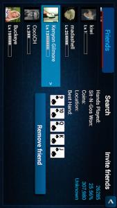اسکرین شات بازی Texas Holdem Poker Pro 4