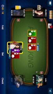 اسکرین شات بازی Texas Holdem Poker Pro 2
