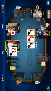 اسکرین شات بازی Texas Holdem Poker Pro 1
