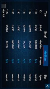 اسکرین شات بازی Texas Holdem Poker Pro 5
