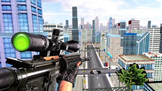 اسکرین شات بازی Elite Sniper Shooter 3d: FPS Gun Shooting Games 1