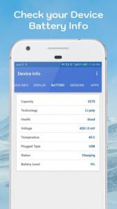 اسکرین شات برنامه Find Device Info IMEI number - IMEI check info sy 7