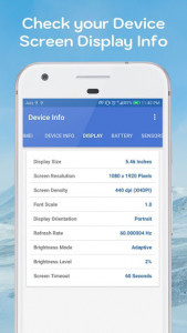 اسکرین شات برنامه Find Device Info IMEI number - IMEI check info sy 6